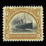 jefferson slaveship